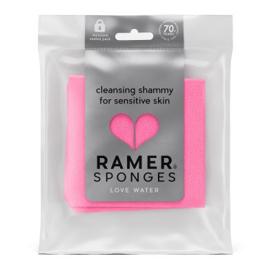 Ramer Cleansing Shammy for Sensitive Skin